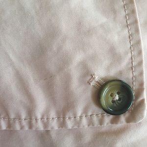 Zara Jackets & Coats - Zara Pink Rain Coat